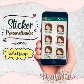Stickers para aplicativo Whatsapp