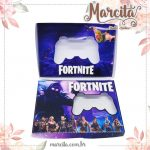 Caixa Mini Joystick de Chocolate – Fortnite